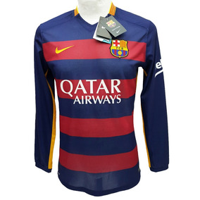 Barcelona Local Nike Jersey/short Dry Fit 15/16 Envio Gratis