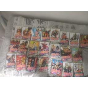 Mangá Naruto. 10 Volumes Por 50 Reais. Leia Descrição.