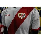 Camiseta Rayo Vallecano De España Kelme Talla S M Y L Xdx