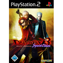 Patch - Devil May Cry 3 Special Edition - (ps2) E Pc