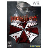 Resident Evil Umbrella Chronicles Wii Nuevo Sellado
