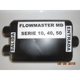 Silenciador Flowmaster Serie 10
