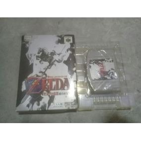 Zelda Nintendo 64 Na Caixa