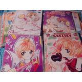 Mas De 30 Comic/mangas De Card Captor Sakura Ed Toukan