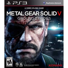 Juego Ps3 Metal Gear Solid V: Ground Zeroes - Ps3-3000310