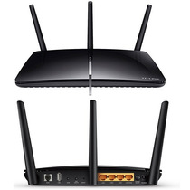 Modem Router Wifi Tp-link Archer D2 Dual Band Usb Adsl Pc