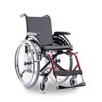 Cadeira De Rodas K1 Manual Ortobras - Até 100 Kgs