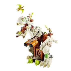 F-p Imaginext T-rex Batalla Prehistorica Mattel Chg26
