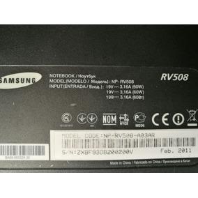 Repuestos Despiece Samsung Rv508