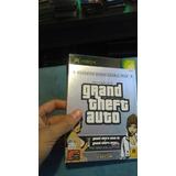 Juego Gta The Box Colection Xbox