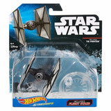 Nave Espacial Star Wars Hot Wheels Starships Tie Fighter