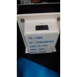 Convertidor De Corriente De 1500 Watt De 110/220 Volt