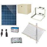 Kit Para Alimentar Con Energía Solar Cerca Electrificada