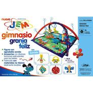 Gimnasio De Tela Granja Feliz C/ Accesorios Jem