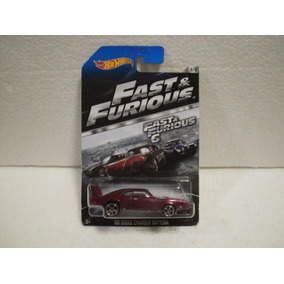 Enigma777 Hot Wheels Fast Furious 69 Dodge Charger Daytona 8