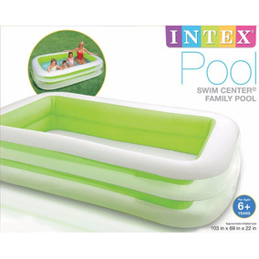 Piscina Inflable Intex 2 Aros