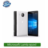 Lumia 950xl 5,7 3gb/32gb Windows10 - 2 Chips - Novo - Preto