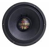 Alto Falante Woofer Eros 12p 3500w Rms Hammer 7k 4ohms