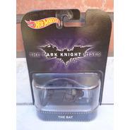 Hotwheels 1:64 Batman The Dark Knight Rises The Bat Pelicula