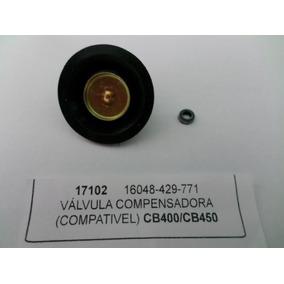 Válvula Compensadora Cb400 - Cb450 - Honda