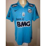 Rara Camisa Santos #9 Alan Kardec Usada Final Paulistão 2012