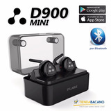 Auriculares Audifonos Manoslibres Bluetooth Recargables D900