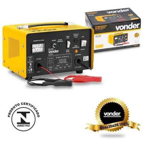 Carregador Bateria Automotivo 12v 25-90ah Cbv950 Vonder 110v
