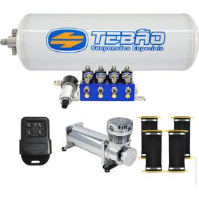 Kit Ar Em Bloco 8v Tebao - 8mm - Promocao - Fiat Uno Antigo
