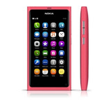 Nokia N9 16gb 8mp Nuevo Hd Wifi Camara 3g Rosa Gps 3.9
