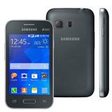 Samsung Galaxy Young 4gb G130b Dual 3g 3.1mp Cinza Vitrine 3
