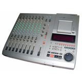 Yamaha Md8 Multitrack Mixer Grabador Digital Minidisc 8 Trks