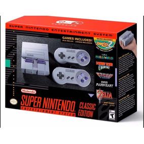 Super Nintendo Classic Edition Novo