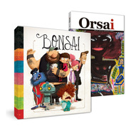 Revista Bonsai + 1 Revista Orsai A Tu Elección (sin Gastos)