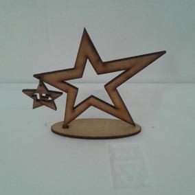 Souvenirs Estrella Fibrofacil Para Pintar