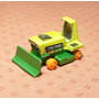 Matchbox 1976: Big Bull Tractor Bulldozer
