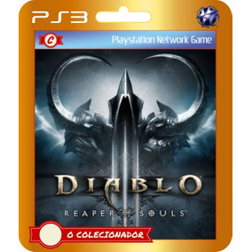Diablo 3 Ultimate Evil Edition Reaper Of Souls (código Ps3)