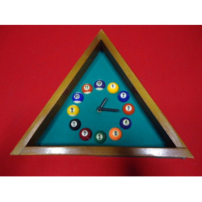 Relógio Sinuca/snooker/bilhar