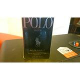 Perfume Importado Ralph Lauren Polo Black 75 Ml.