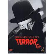 Dvd Obras-primas Do Terror 12 - Versatil - Bonellihq O20
