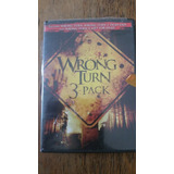 Wrong Turn (camino Hacia El Terror ) 1-4