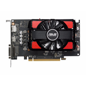 Placa De Video Rx 550 4g Gddr5 Asus Radeon Rx550-4g