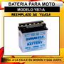 Bateria Yb7-a Zanella Hj 125 Y Mas!