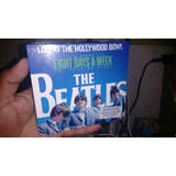 The Beatles-lice At The Hollywood Bowl Cd - Frete Grátis