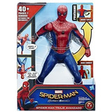 Spiderman Electronico Traje Avanzado