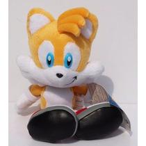 Tails De Pelúcia Sonic - Kid Galaxy
