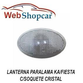 Lanterna Seta Pisca Lateral Para Lama Ka 2002 Cristal