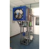 Maquina Fabricadora De Hielo Cubitos Capacidad 1 Tonelada