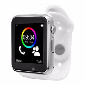 Necnon Reloj Smart Watch Celular Touch Bluetooth C-3t Blanco