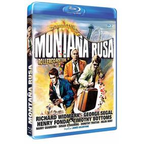 Blu Ray Terror Na Montanha Russa - Legendado. Lacrado