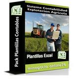Sistema En Excel Para Producción Y Explotación Agrícola